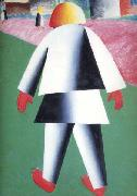 Kazimir Malevich Boy oil painting reproduction