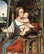 MASSYS, Quentin Virgin and Child oil painting reproduction