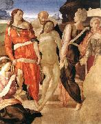 Michelangelo Buonarroti Entombment oil painting reproduction