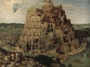 Pieter Bruegel Babel oil painting reproduction