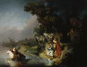 The Abduction of Europa,