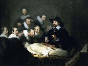 Anatomy Lesson of Dr. Nicolaes Tulp,