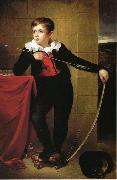 Rembrandt Peale Boy from the Taylor Family oil painting reproduction