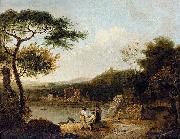 Lake Avernus I, by Richard Wilson,