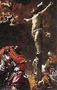 Simon Vouet Crucifixion oil painting reproduction