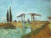 Bridge at Arles