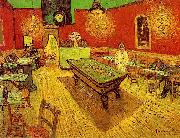 Vincent Van Gogh The Night Cafe oil painting reproduction