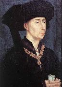 Portrait of Philip the Good after