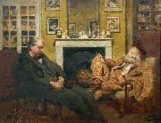 Walter Sickert Henry Tonks. oil painting reproduction