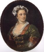 Portrait of the Duchess