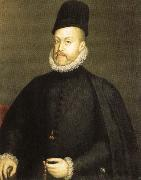 king philip ii of spain painted