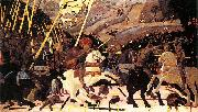 Niccolo Mauruzi da Tolentino at the Battle of San Romano,