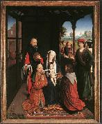 unknow artist Adoration of the Magi oil painting reproduction