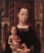 unknow artist Virgin and Child oil painting reproduction