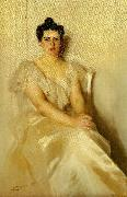 Anders Zorn mrs frances cleveland oil painting reproduction