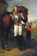 Portrait du second lieutenant Charles Legrand