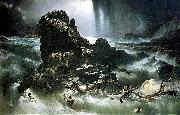 Francis Danby The Deluge oil painting