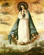 immaculate virgin