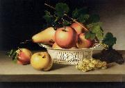 James Peal s oil painting Fruits of Autumn