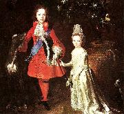 james stuart and his sister
