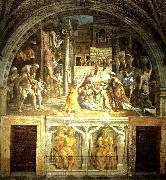 raphael in rome- in the service of the pope