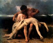 Adolphe Bouguereau The First Mourning oil painting