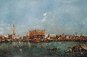 Venice from the Bacino di San Marco