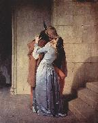 Francesco Hayez Der Kub oil painting reproduction