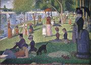 A Sunday afternoon on the is land of la grande jatte