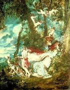 J.M.W.Turner venus and adonis oil painting reproduction