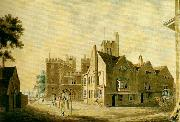 the archbishop's palace, lambeth