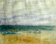 figures on the shore 1835-40