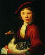 Jacob Gerritsz Cuyp poiss hanega
