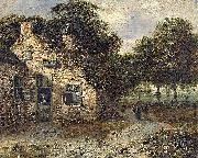 A peasant cottage