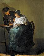 Judith leyster Alternate title oil painting reproduction