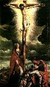 Paolo  Veronese crucifixion oil painting reproduction