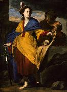 STANZIONE, Massimo Judith with the Head of Holofernes oil painting reproduction
