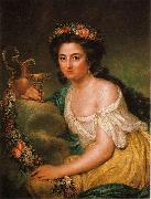anna dorothea therbusch Henriette Herz by Anna Dorothea Lisiewska oil painting reproduction