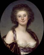 Mademoiselle Charlotte Eckerman (1759-1790), Swedish opera singer and actress