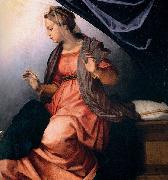 Andrea del Sarto Annunciation oil painting reproduction