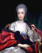 Portrait of the Duchess of Huescar