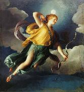 Diana as Personification of the Night by Anton Raphael Mengs.