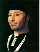 Antonello da Messina Portrait of a Man oil painting reproduction