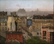 Paris as Viewed from Montmartre