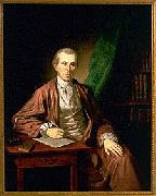Charles Wilson Peale Portrait of Benjamin Rush oil painting reproduction