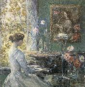 Childe Hassam, Improvisation
