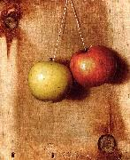 De Scott Evans: Hanging Apples