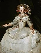 Infanta Maria Theresa, daughter of Philip IV of Spain, wife of Louis XIV of France
