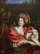 Domenichino Cumaean Sibyl oil painting reproduction
