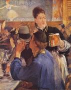 Edouard Manet Bierkellnerin oil painting reproduction